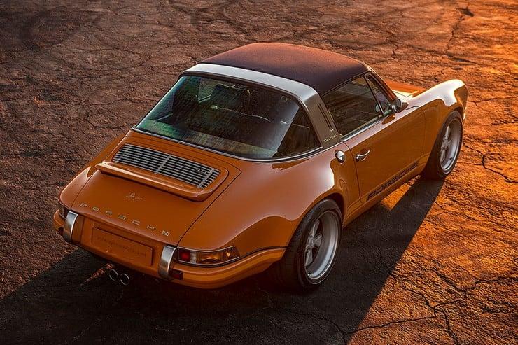 Singer Porsche 911 Targa Luxemburg 5