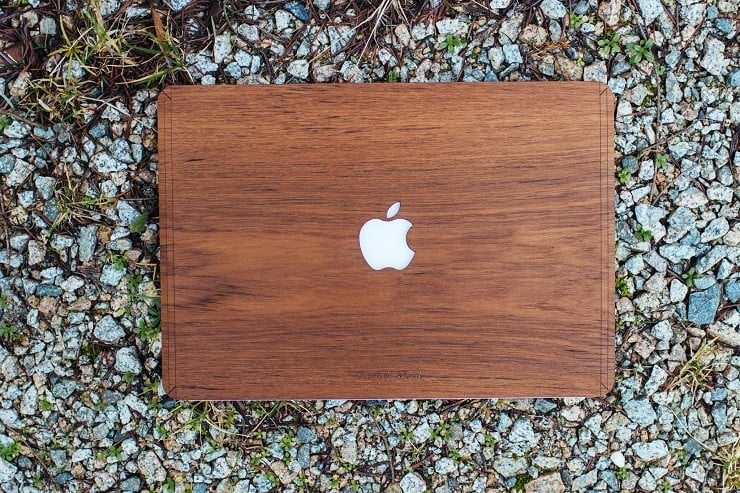 Touch Of Wood MacBook Covers 9