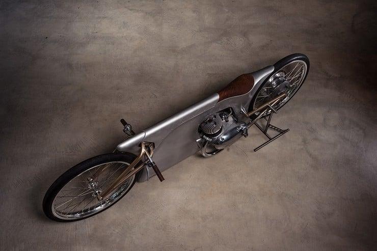 Urban Motor's Jawa Sprint Motorcycle 3