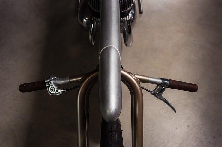 Urban Motor's Jawa Sprint Motorcycle 8
