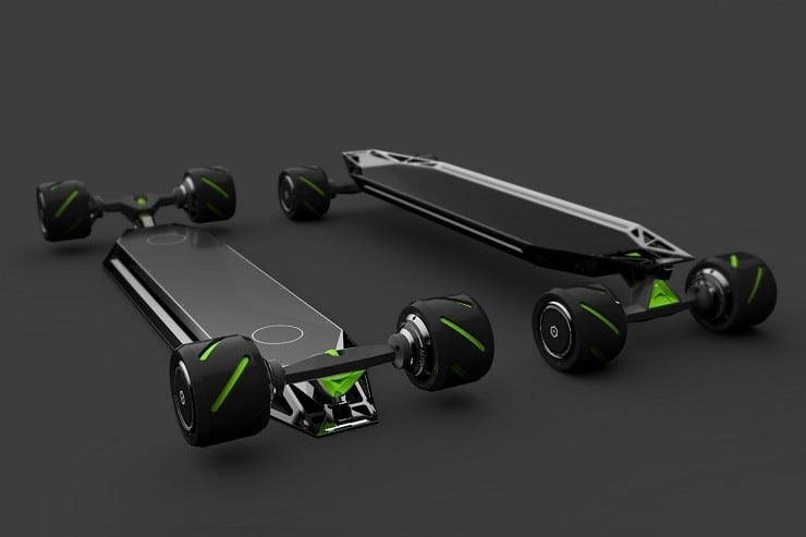 Acton Blink Qu4tro Electric Longboard Men S Gear