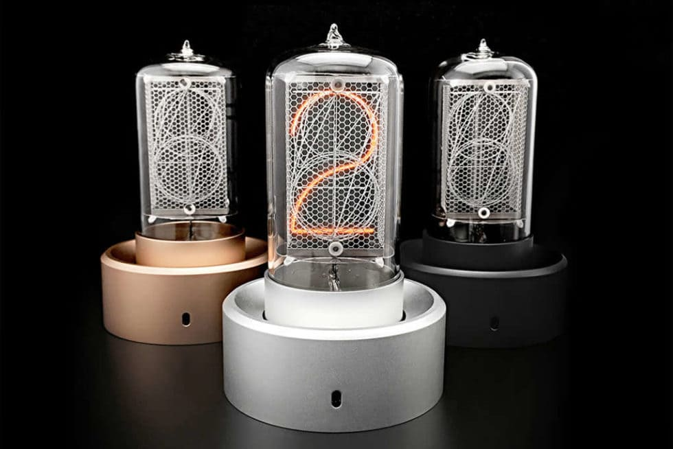 Awesome Blub Keo Nixie Tube Clock