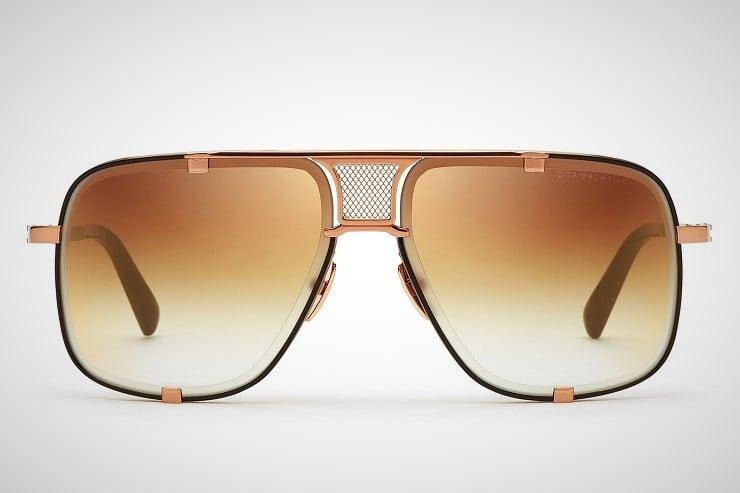 4fe2129318 Dita Mach-Five Aviator Sunglasses