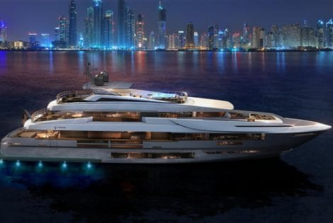 Vetta 40 Superyacht By Admiral And IYC