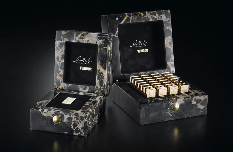 World's Priciest Dominos Are Studded With Diamonds