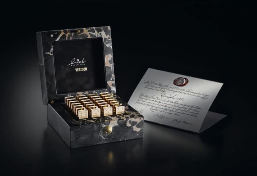 World's Priciest Dominos With Diamonds