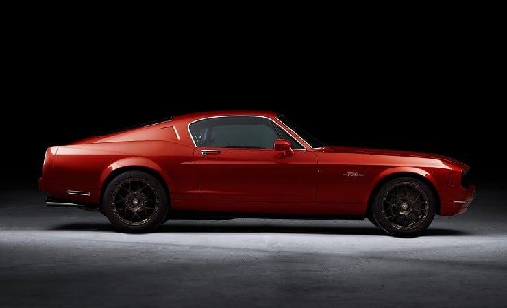 Fastest Electric Bike >> Equus Bass 770 Muscle Car | Men's Gear