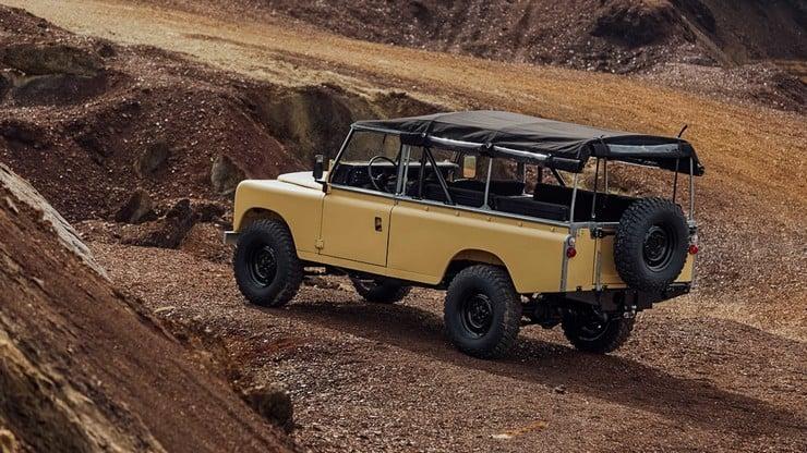 Land Rover Series Iii Lwb By Cool  U0026 Vintage