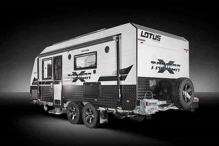 Lotus Caravans Tremor Camping Trailer Men S Gear