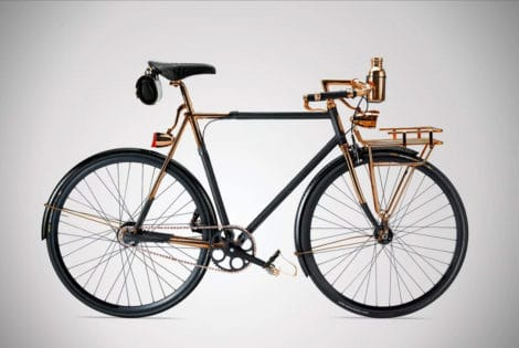 The Wheelman Bicycle By Williamson Goods