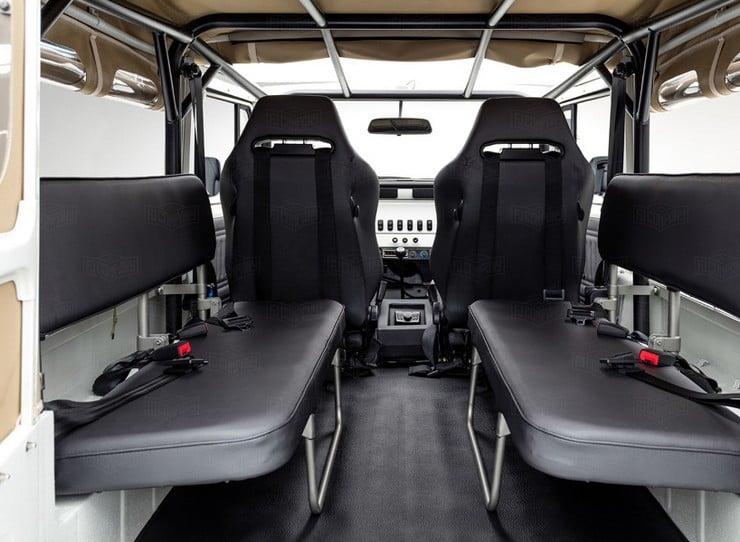 Toyota Fj43 Land Cruiser Aspen Project By Fj Company Men S Gear