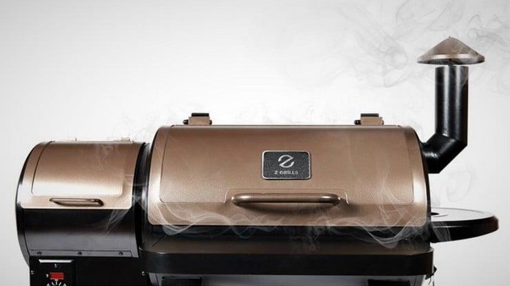 z grills elite 900 wood pellet grill men 39 s gear. Black Bedroom Furniture Sets. Home Design Ideas