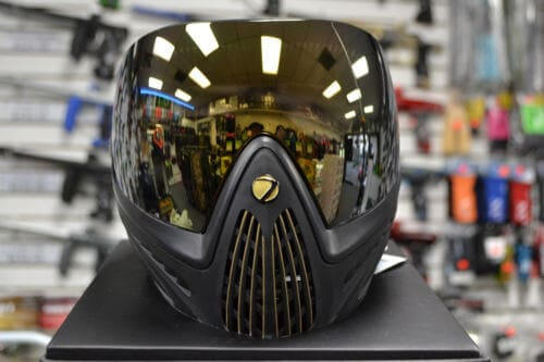 Dye Precision i4 Paintball Mask Front View