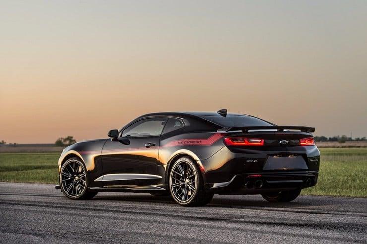 Dodge Dealership Houston >> Hennessey 'Exorcist' Chevrolet Camaro ZL1 | Men's Gear