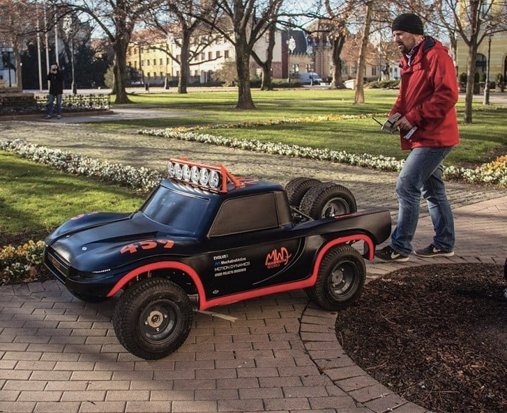 Power Stop Brakes >> Mammuth Works Rewarron R/C Trophy Truck | Men's Gear