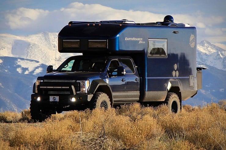 Earthroamer Xv Lts Adventure Camper Men S Gear