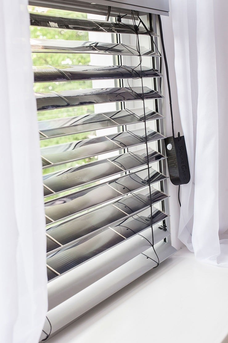 Solargaps Window Blinds Men S Gear
