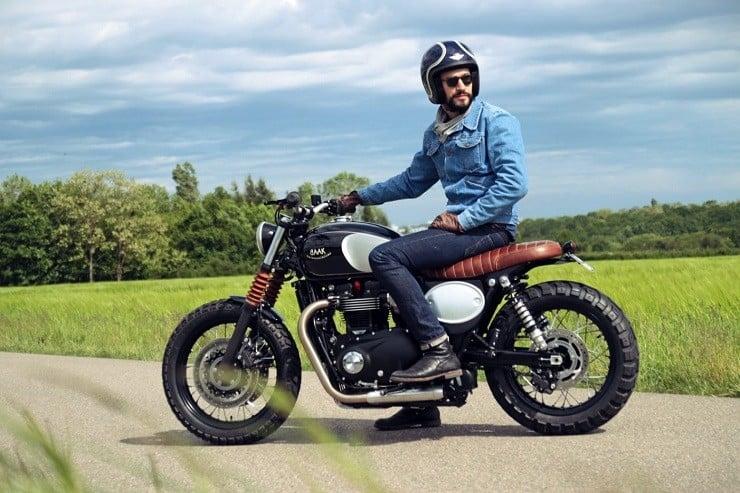 Baak Motorcycles Triumph Bonneville T120 Men S Gear