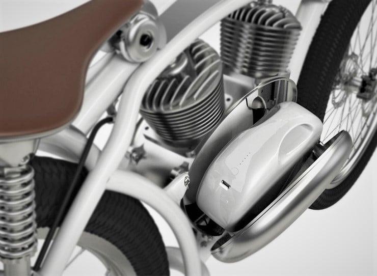 Munro Motor's 2.0 eBike