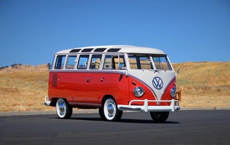 1959 Volkswagen 23 Window Bus Men S Gear