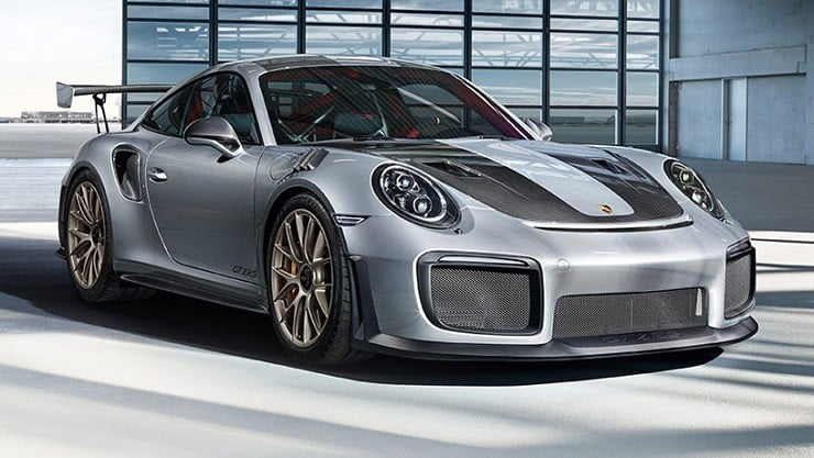 2018 Porsche 911 Gt2 Rs Men S Gear