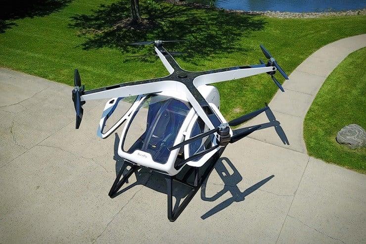Workhorse SureFly Personal Aircraft | Men's Gear
