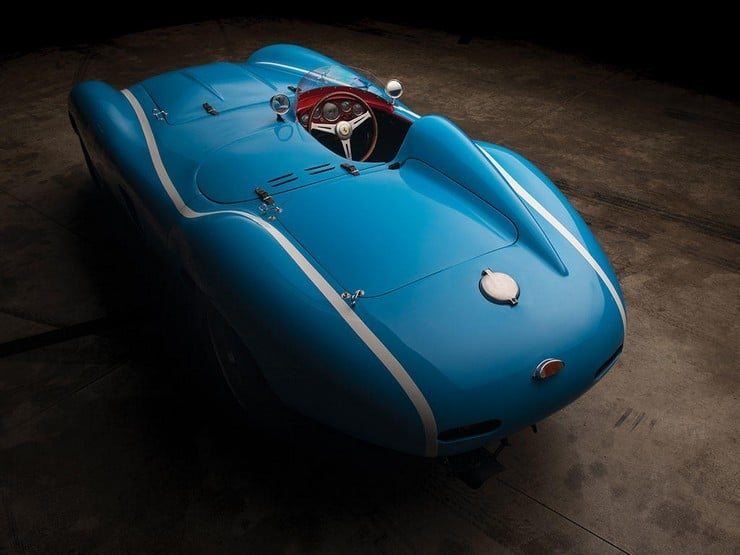 1955 Ferrari 121 Lm Spider Mens Gear