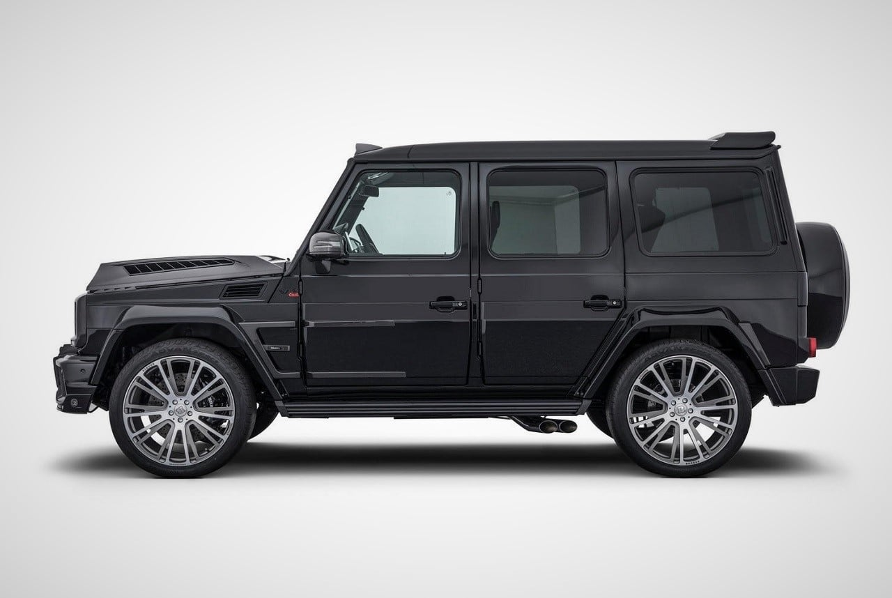 Can You Rent A Car With Cash >> Brabus 900 G-Wagen | Men's Gear