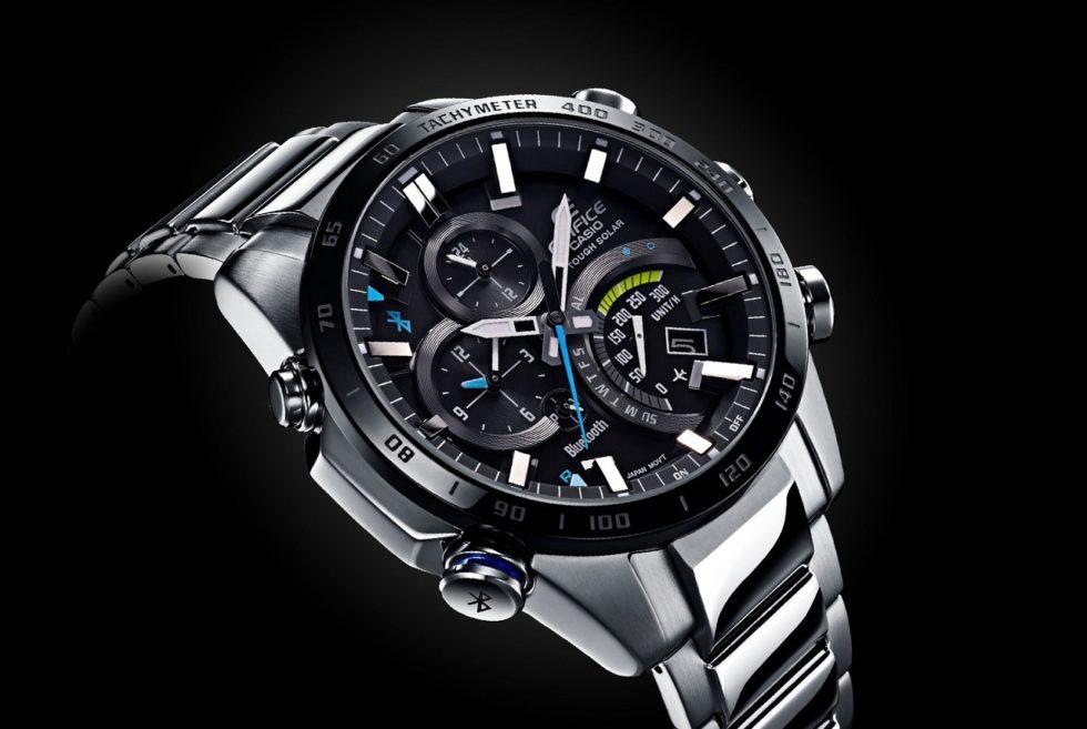 Casio Edifice Eqb 501 Series Watches Men S Gear