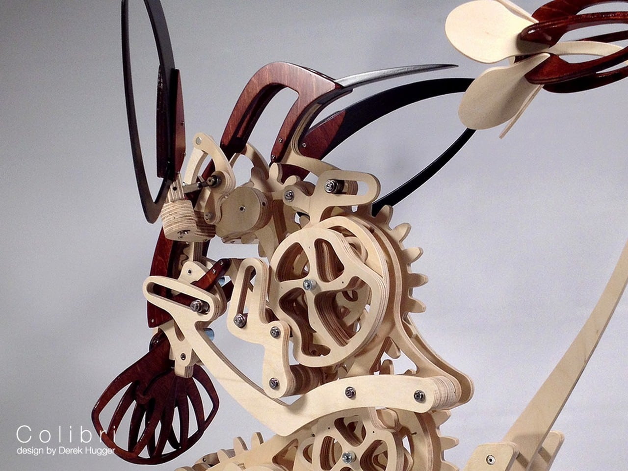 Colibri Kinetic Hummingbird Sculpture Men S Gear