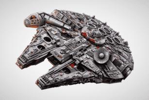 LEGO Millennium Falcon Star Wars Kit