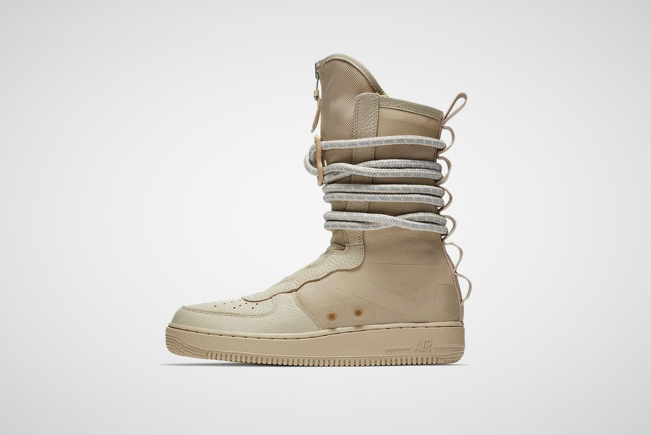 Nike Special Forces Af 1 High Boot Men S Gear