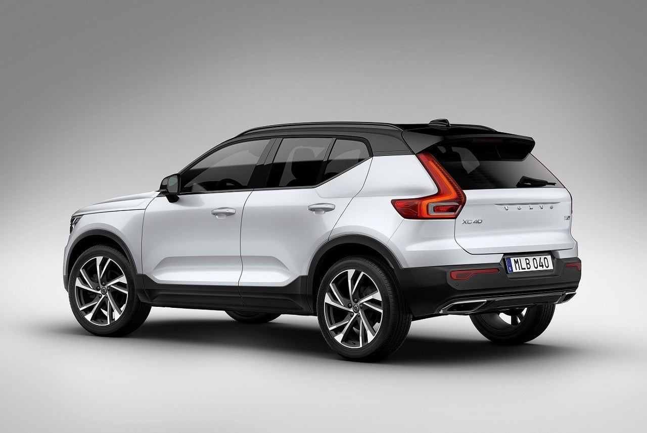 New Volvo Suv >> Volvo XC40 SUV | Men's Gear