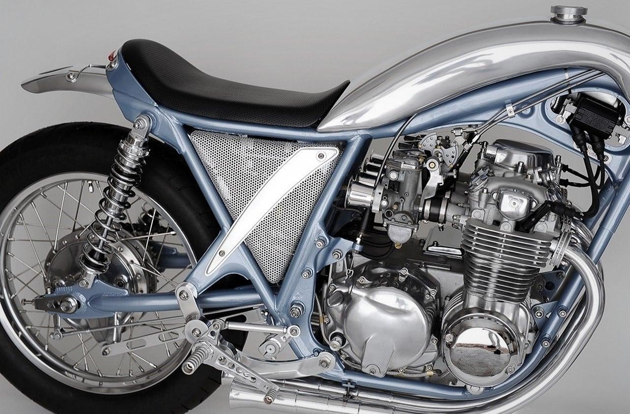1972 Honda Cb500 Bikini Cafe Racer Men S Gear