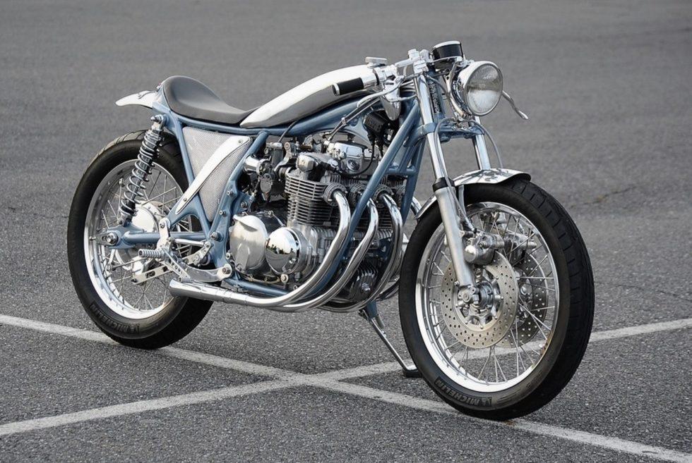 1972 Honda CB500 Bikini Cafe Racer