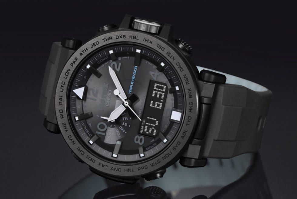Casio Pro Trek Prg650y 1 Watch Men S Gear