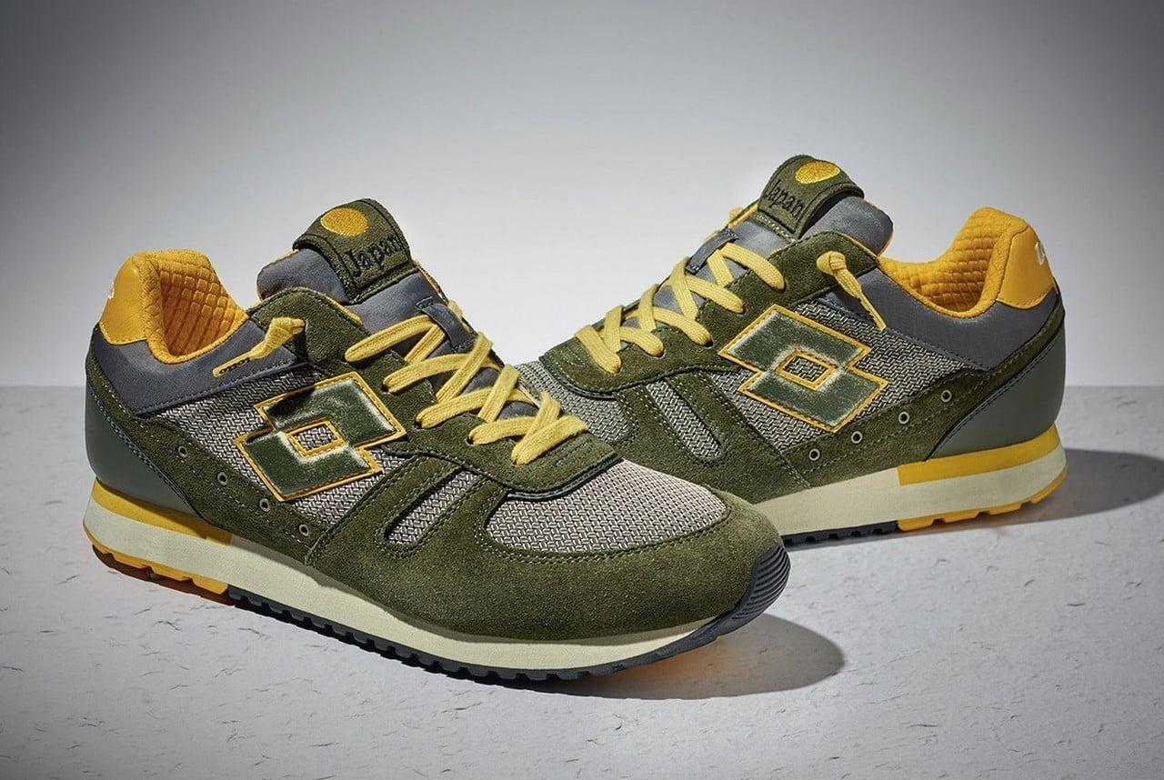 3d Printed Shoes >> Lotto Leggenda Collection Sneakers   Men's Gear