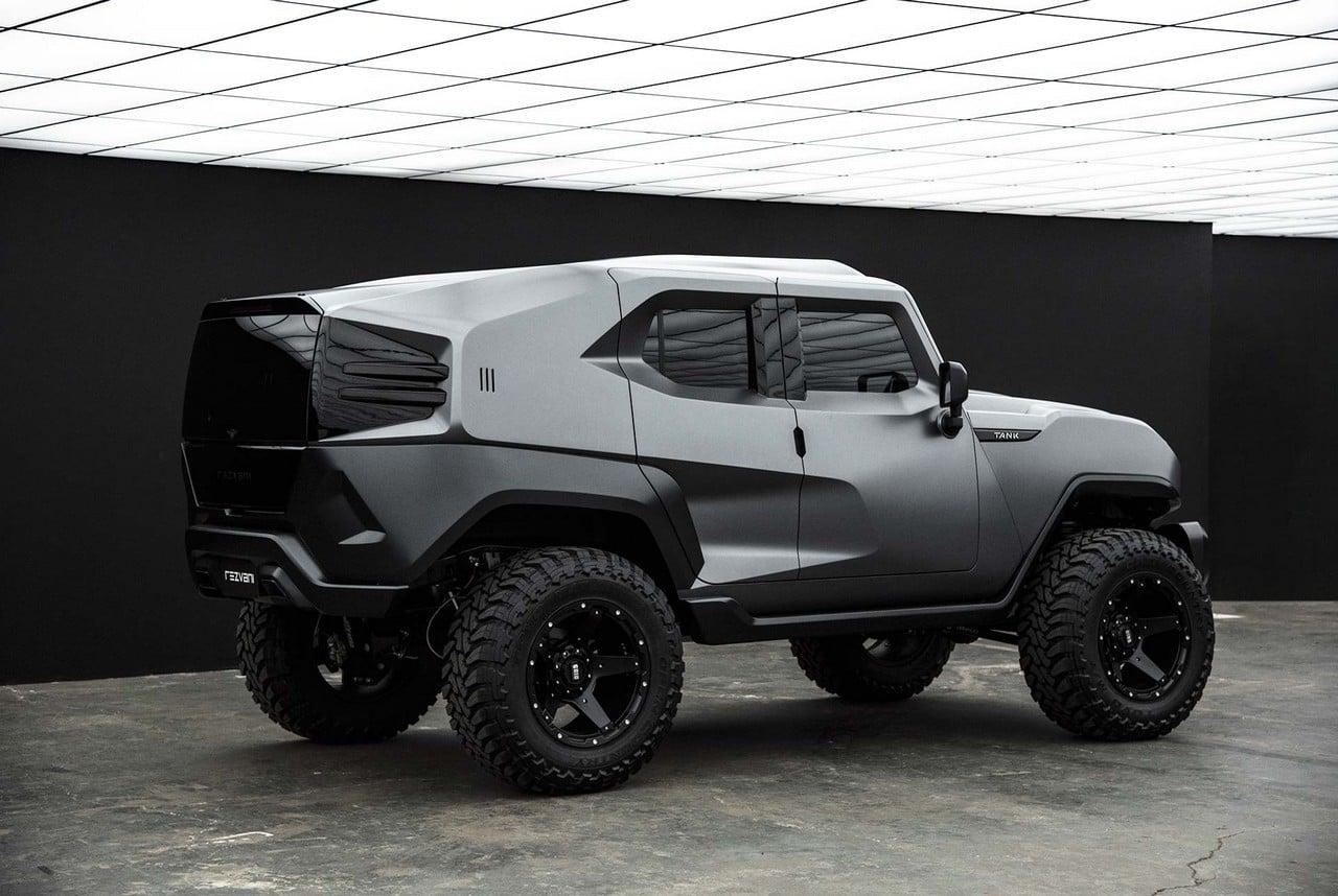 Rezvani Tank SUV | Men's Gear