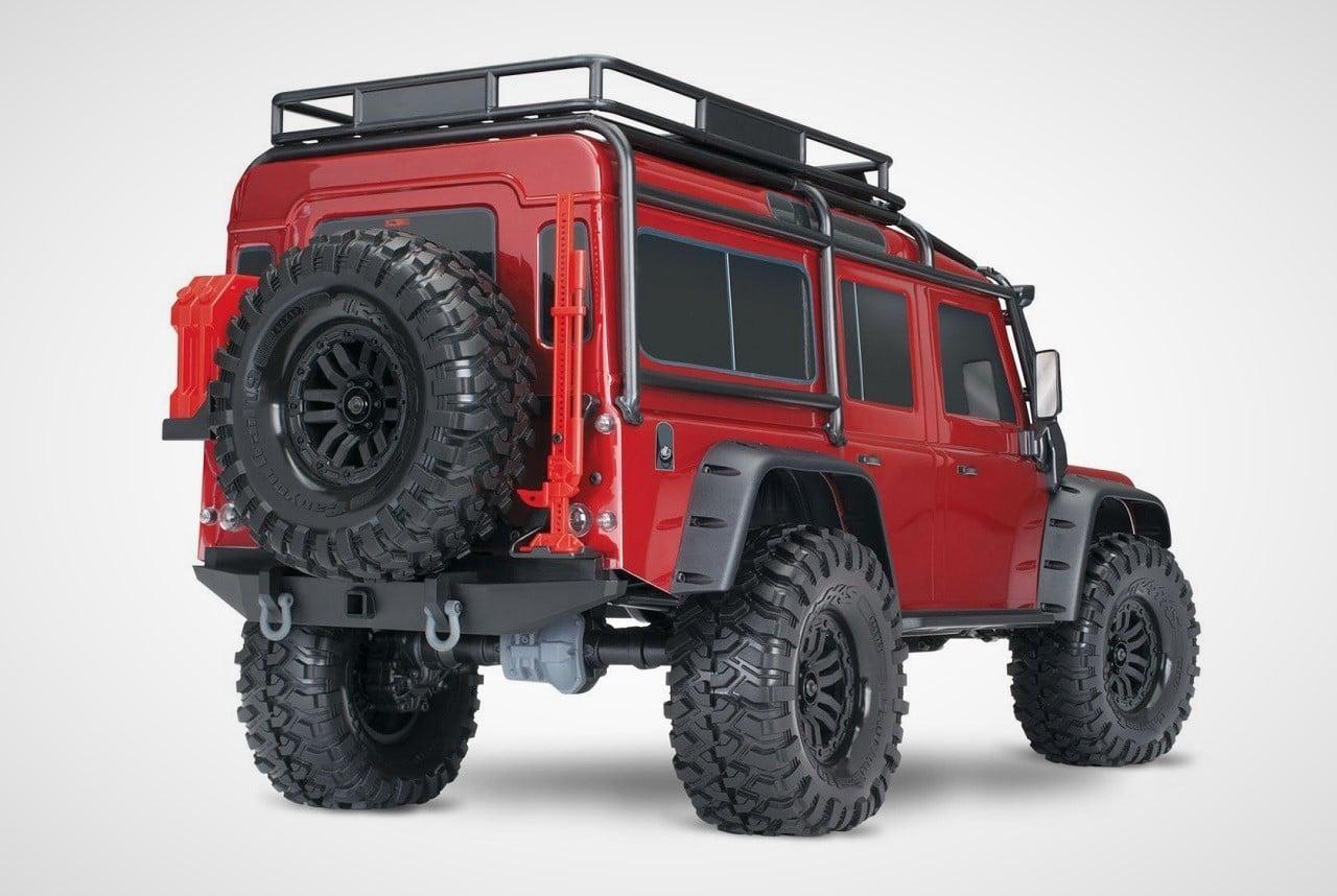 Traxxas TRX-4 Scale & Trail Crawler | Men's Gear
