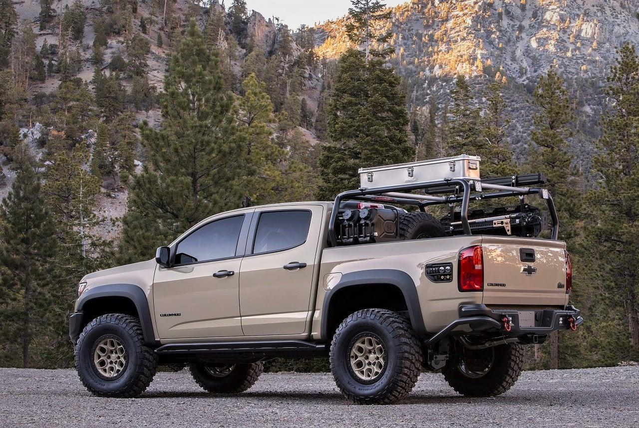 Chevy Colorado ZR2 AEV Concept | Men's Gear