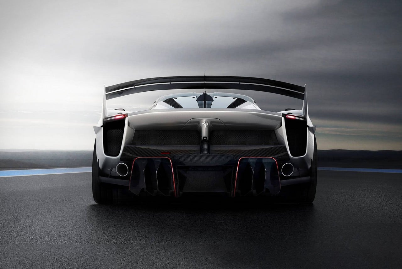 Ferrari Fxx K Evo Hypercar Men S Gear