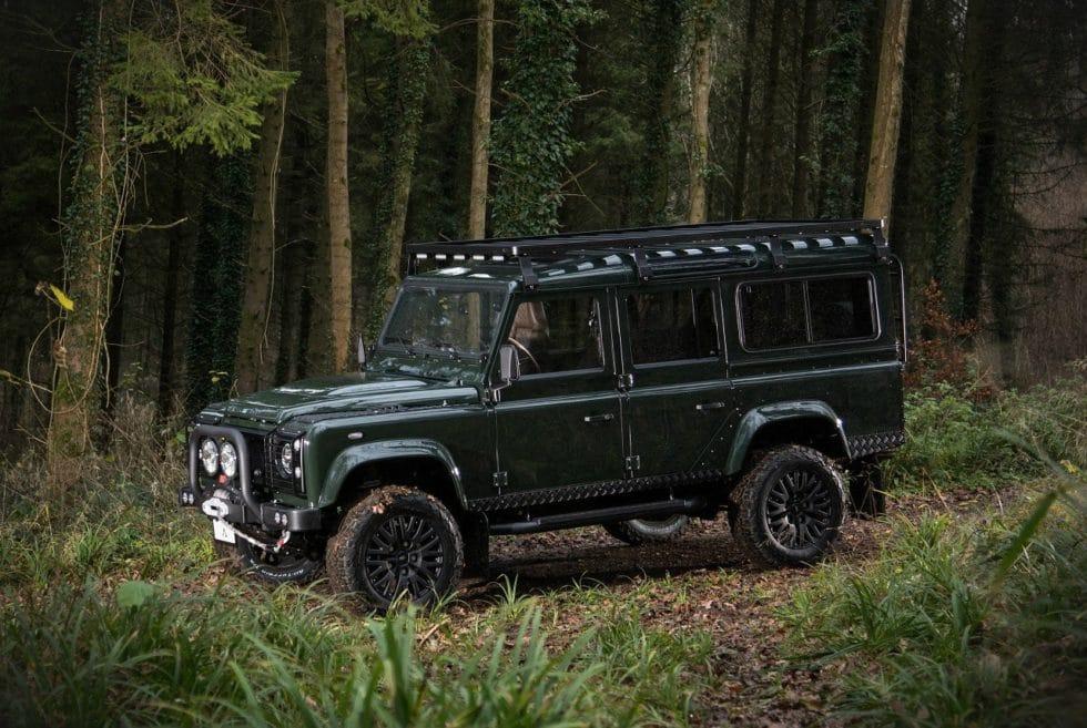 Arkonik Land Rover Defender Koop D110 Men S Gear
