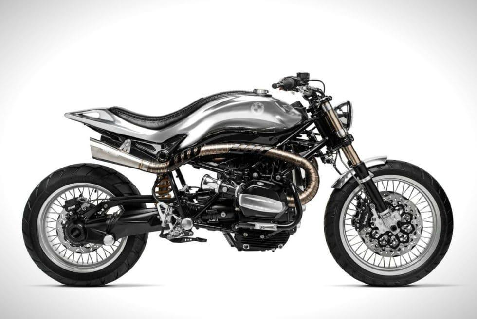 BMW R nineT Hera Project