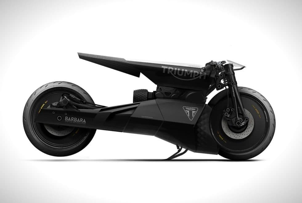 Barbara Custom Motorcycle Concepts   Men's Gear
