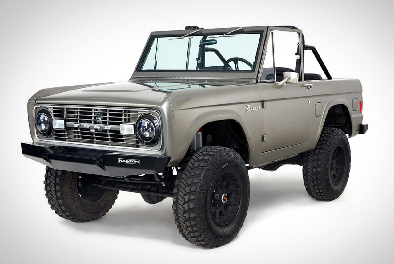 Ford Bronco Dallas Men S Gear
