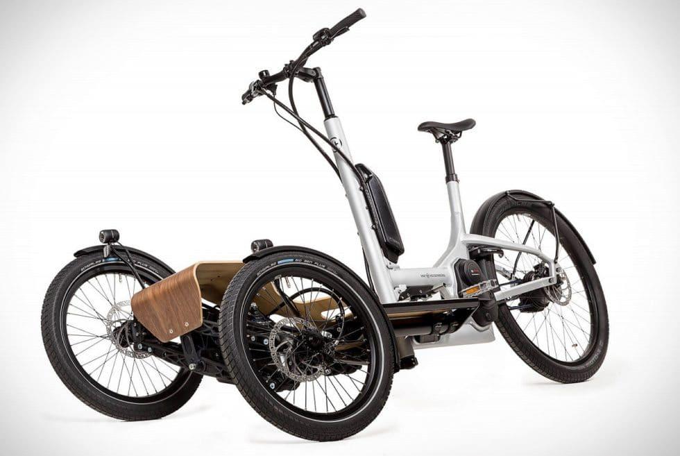 heisenberg cd1 cargo e trike men 39 s gear. Black Bedroom Furniture Sets. Home Design Ideas