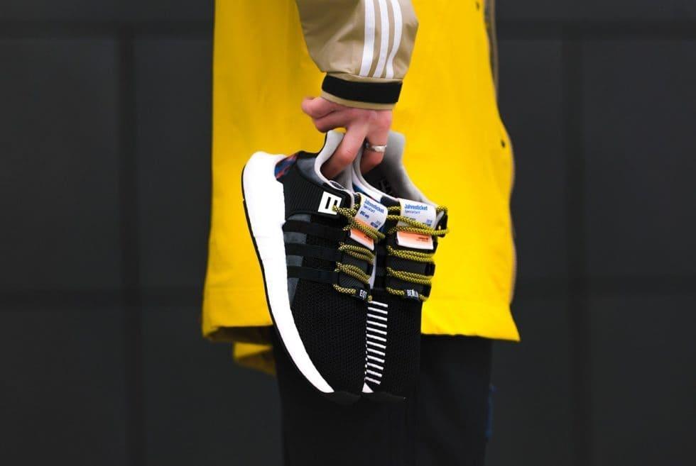 adidas eqt sostegno 93 / berlino uomini vestiti
