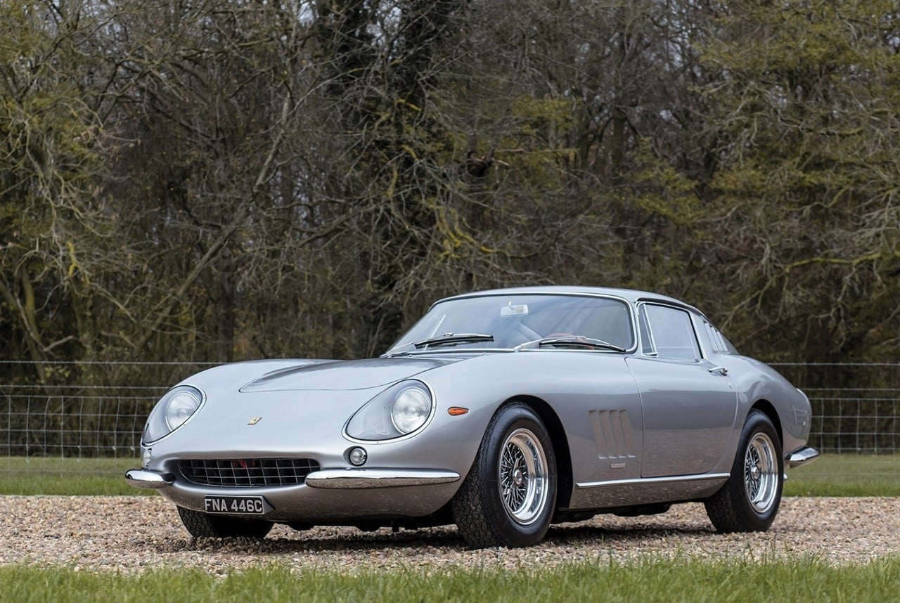 1965 Ferrari 275 Gtb Alloy Men S Gear