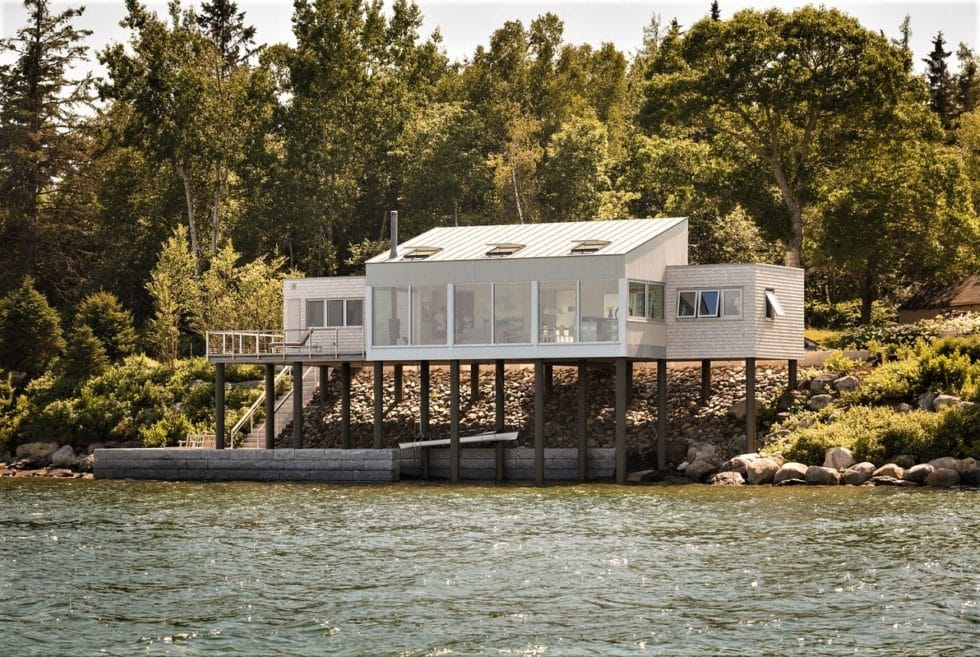 House over the Water