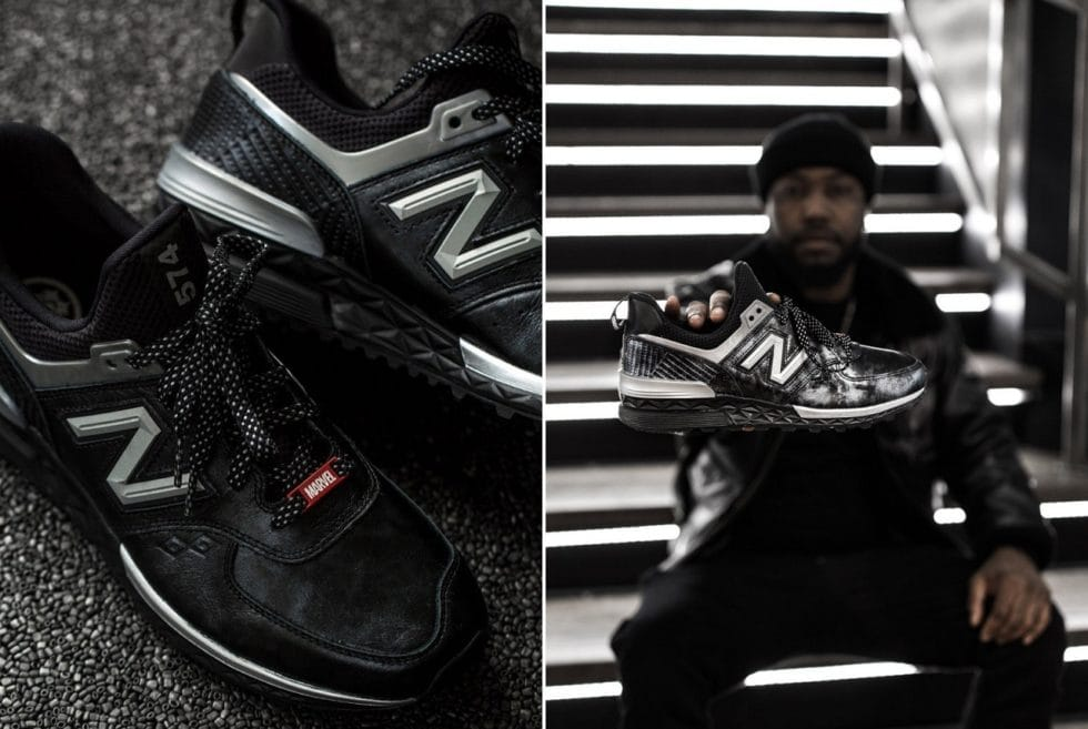 New Balance 574 Sport 'Black Panther' | Men's Gear